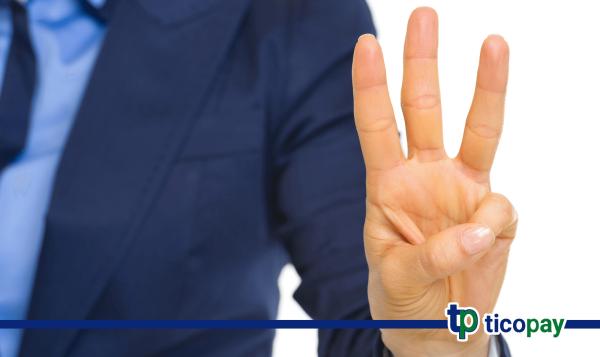 Tres requisitos para usar un sistema de facturación electrónica.